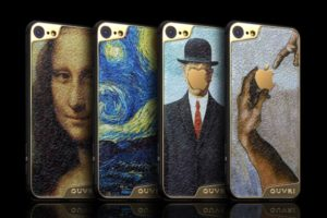 Ouvri превратила iPhone в произведение искусства
