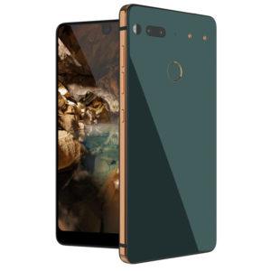 Смартфон Essential от создателя Android: тонкий, стильный, титановый