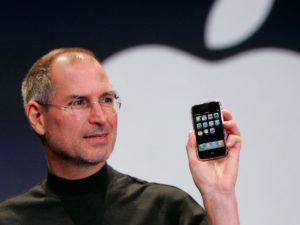Стив Джобс хотел создать кнопку «Назад», как в Android