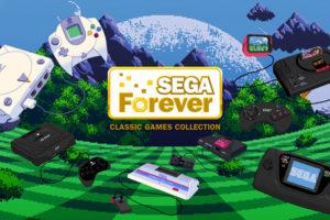 Sega Forever: бесплатная коллекция легендарных игр
