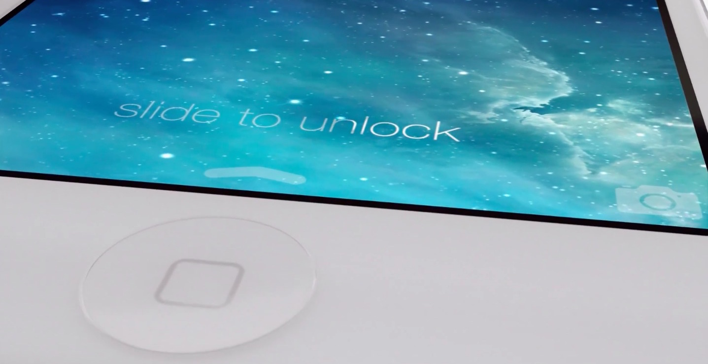 Slide to unlock как сделать