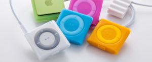 Apple прекратила поддержку iPod nano и shuffle