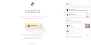 Muzzle: приложение, которое отключает все уведомления на Mac