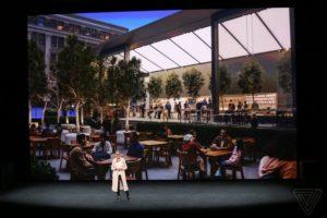 И еще кое-что: о чем говорил Тим Кук на презентации Apple