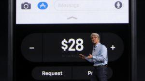 Денежные переводы между юзерами iOS 11 пока не будут реализованы