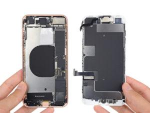 iFixit разобрали iPhone 8: что внутри?