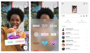 В Instagram теперь можно проводить опросы