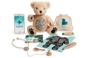 Будущее уже рядом: AR-плюшевый медведь для ваших детей