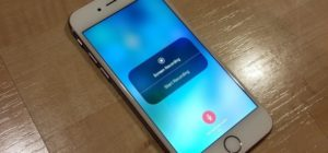 Новая iOS заблокировала нелегально отремонтированные экраны iPhone 8