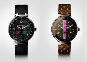 Первые «умные» часы от Louis Vuitton: дорого-богато