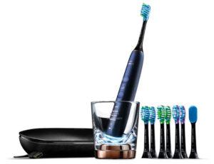 Sonicare DiamondClean: умная зубная щетка с беспроводной зарядкой