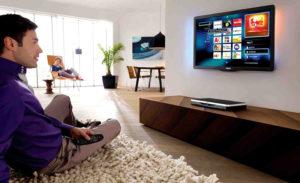 Куда лучше поставить телевизор