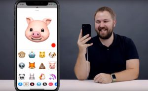 Распаковка iPhone X (видео)