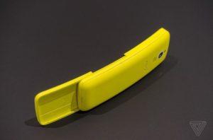 Обновлённый телефон Nokia 8110 из «Матрицы»