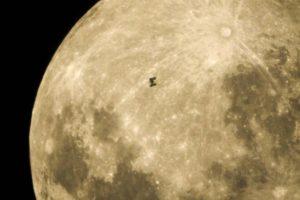 На Луне появится сотовая связь и интернет
