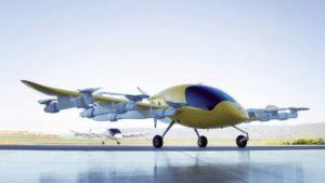 Kitty Hawk Ларри Пейджа представила беспилотное двухместное воздушное такси