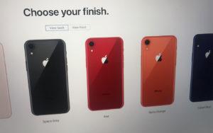 Бюджетный iPhone появился на сайте Apple